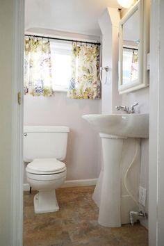 small window curtains on pinterest bathroom window