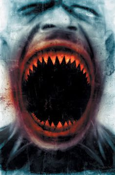 by Ben Templesmith    Screaming Anger...Rage