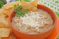 Refried Beans made w/Peruano Beans