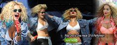 Rita Ora Is One Heck