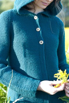 isobel hoodie by carrie bostick hoge / quince and co lark