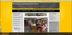 MP Reads: E-books at Mid-Prairie Schools! A Look at Mackin Via.