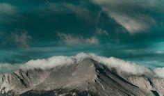 Cloud cover - Pikes Peak, Colorado Springs