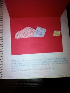 Great ideas for reader's notebook