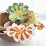 20+ free dishcloth patterns: (crochet)