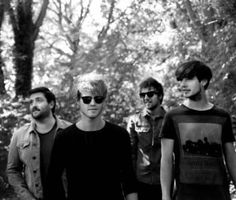 Kodaline. Amazing band. I want to go see them one day.