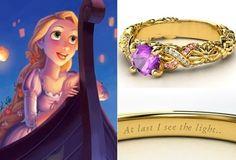 Alianças das princesas Disney!