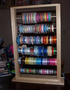 Possible Ribbon Storage.