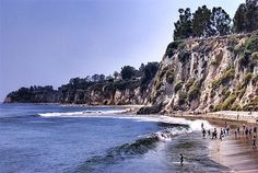 Paradise Cove in Malibu, Ca