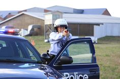 Woman Police Officers in training: Kansas City Missouri Police Department