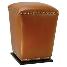 mason ottoman saddle