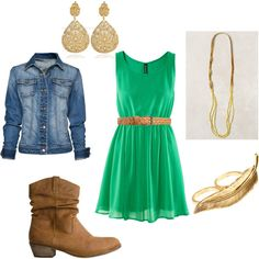Country Concert, created by danisampson on Polyvore