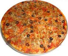 Receitas de Pizzas   SaborIntenso.com