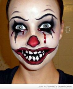Cool Holloween Idea this is cool.. I must do this on myself.