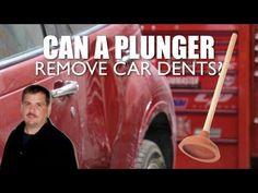 Plunger Dent Repair