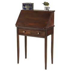 I pinned this Shaker Secretary Desk from the Resolution: Work Smarter event at Joss and Main!