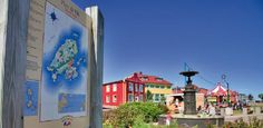 St. Pierre & Miquelon, islands still owned by France found off the coast of Canada