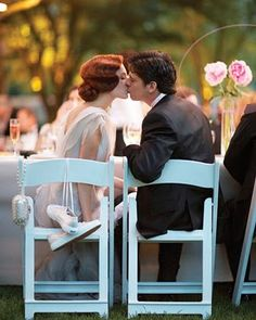 kiss, idea, chairs, brides, wedding hairs, shoe, finger waves, outdoor weddings, taylors