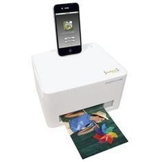 VuPoint Icube Photo Printer with Pic Bridge And Panorama - Shop Stoneberry on Credit