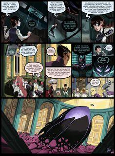 Dresden Codak, An Online Comic by Aaron Diaz