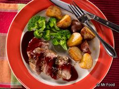 Cracked Peppercorn Pork - A restaurant-style dish that cooks up in 30 minutes!