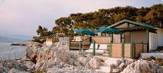 Cabanas | Hotel Du Cap-Eden-Roc | Best Hotel in South of France