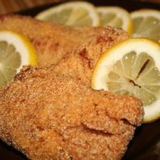 Authentic Chef Justin Wilson's Fried Catfish ~ also my Dad's recipe he's used since I can remember!  Loved those Friday Night Fish Frys