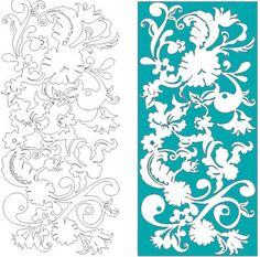 Lacey Cutout - SVG Freebie