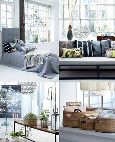 Scandinavian decor : check the baskets !