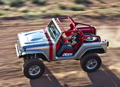 Southwest Jeep