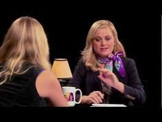 Outdoors. Smart Girls w/ Amy Poehler.