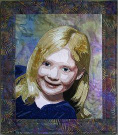 Bonnie Keller - Portrait Quilts - Sonja Joy