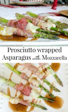 Prosciutto Wrapped A