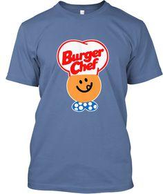 Burger Chef Funmeal Tees!!