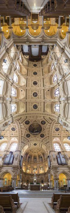 degre panoram, saint franci, xavier church, fashion blogs, churches