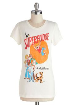 Novel Tee in Fudge, #ModCloth