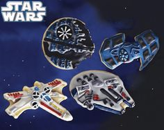Star Wars™ Vehicles Cookie Cutters | Williams-Sonoma