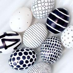 Easter Eggs - Sharpie