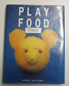 book fun, food play