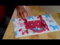 ▶ Handbag by Debbie Shore - YouTube