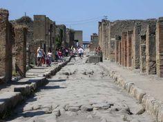Pompeii, Italy 2005