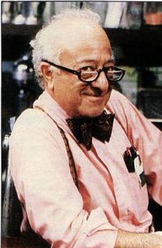Mr. Hooper from Sesame Street