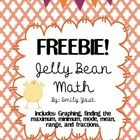 FREEBIE! This is a fun spring math activity perfect for grades 2-5!   Since there are so many different colors of jelly beans, I left the colors blank for t...