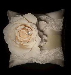 ring bearer pillow -