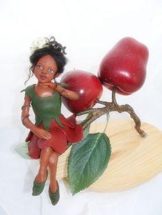 Fairies- Petal Fairy Collection by Michele Barrow-Belisle, via Behance