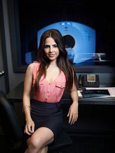 Afghan model Azita Ghanizada