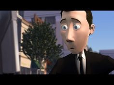 Pigeon: Impossible - a short, wordless film, perfect for inferring - Students can infer the location, his profession, his motivation/ personality, etc... - Watch first so you know points to stop!