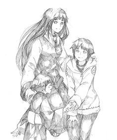 Hinata Hyuga.