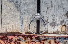 Engagement Ring on a