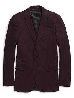 Plectrum Tweed Blazer